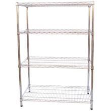 steel wire shelf toy storage shelf toilet storage shelf