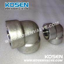 Forged High Pressure Pipe Fittings (SS304)