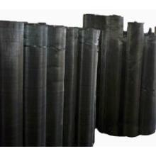 Paño de alambre negro (malla de alambre de filtro)