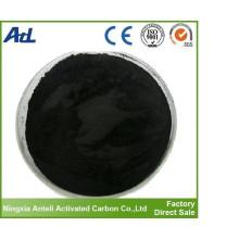 очистка масла активированный уголь еды