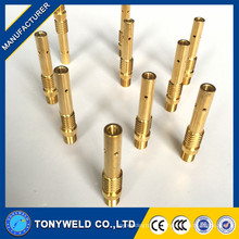 China manufacturer panasonic 350A brass contact tip holder