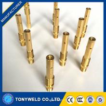 Производитель Китай Панасоник 350А латунь держатель контактного наконечника