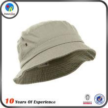 Cheap blank cotton bucket hat
