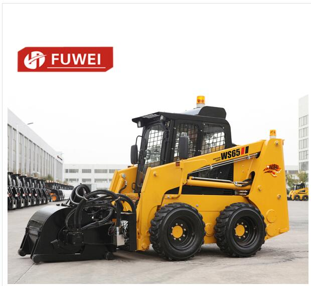 900kg Capacity Skid Steer Loaders For Sale