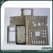 Logement de téléphone de haute précision moulé sous pression fabricant de pièces à Shenzhen