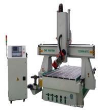 Máquina de talla de madera 3d cnc