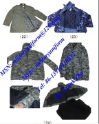 Military Anti-Irradiation IRR Camouflage M65 Jacket Parka Jacket Combat Jacket Flight Jacket M65 Winter Coat