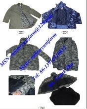 Military Anti-Irradiation IRR Camouflage M65 Jacket Parka Jacket Combat Jacket Flight Jacket M65 Winter Coat