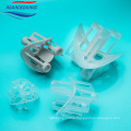 38mm 50mm Plastic Random Packing Heilex Ring for adsorption (PE PP RPP PVC CPVC PTFE)