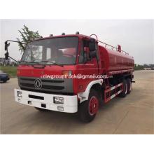Camion de pompier de réservoir d'eau diesel Dongfeng 6x4