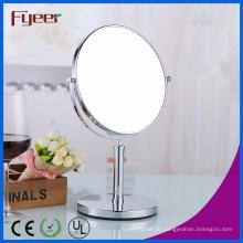 Fyeer design de moda emoldurado espelho mesa de banho espelho (m5138)