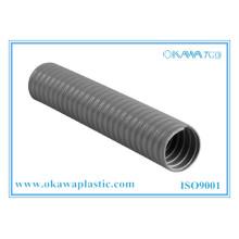Flexibler PVC Verstärkter Schlauch / Teich Flexibler Schlauch