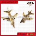 Venta caliente modelo de avión de madera para niños
