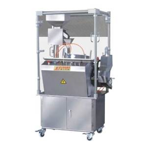 Automatic soft capsule printing machine