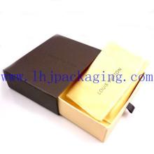 Caja de cajones de chocolate Caja de cajones de embalaje de chocolate de lujo