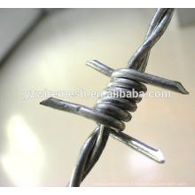 China factory high quality galvanized barbed wie/razor barbed wire
