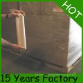 Transparent Manual Grade PE Stretch Film / Pallet Wrap