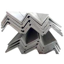 Standardstorlek 304 316 Stainless Steel Angle Bar