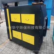 Machine de purification de photolyse UV industrielle de 10000 flux d'air pour l'usine d'impression