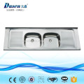 DS6050 industrial stainless wash single bowl sinks