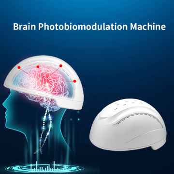 810nm PBM helmet for cerebravel therapy