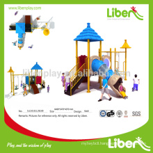 2014 New Unique Design of Outdoor Playground Equipment LE.X3.311.292