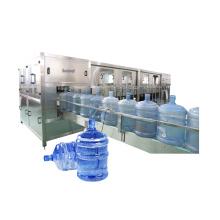 Máquina de enchimento de água de barril de 5 galões totalmente automática