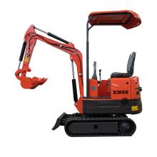 2020 new mini excavator mini digger XN08 XN12 XN16 XN18 XN20 for sale