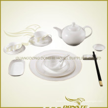 12 PCS Stained Ceramic The Full Gold Spot Set