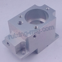 CNC Milling Machining 7075 Aluminum Block Base for Pressure Sensor