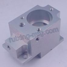 CNC-Fräsbearbeitung 7075 Aluminium-Blockbasis für Drucksensor