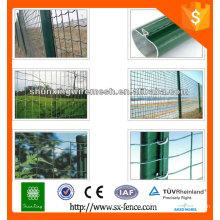 Maille métallique soudée en PVC revêtue de PVC / grille de jardin Holland