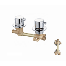 High quality  bathroom wall mounted mixer brass faucets thermostatic faucet