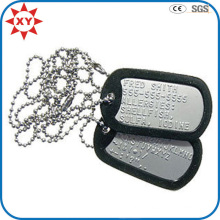 2015 High Quality Custom Army Dog Tags Chain for Sale