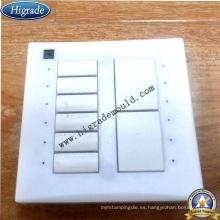 Interruptor de alimentación de piezas de plástico y Power Shell Molde de inyección