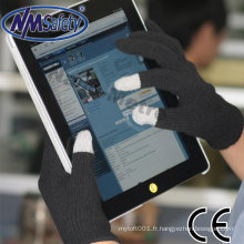 NMSAFETY ipad iphone tissu conducteur pour gants