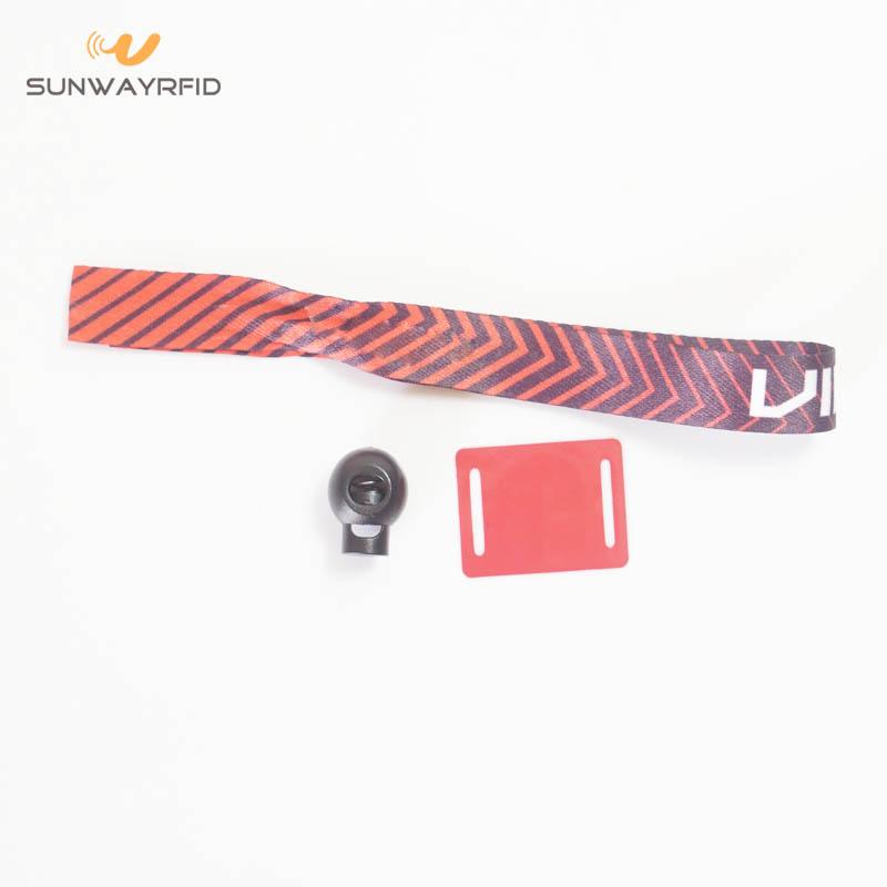 Ntag215 Nfc Woven Wristband
