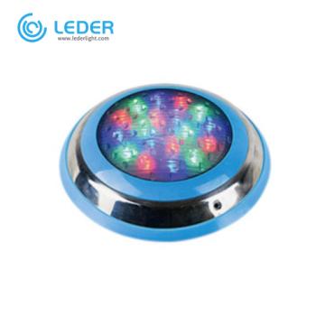 LEDER Stainless Steel Outdoor 15W LED Underwater Light