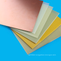 Yellow Epoxy Glass Fiber Laminate FR4 Sheet