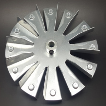 Custom Aluminum Impeller Fan for Aircraft