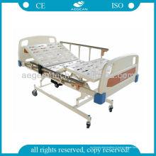 Lit d'hôpital électrique de 3-Function de certificat de la CE AG-Bm104