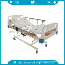 Cama de hospital elétrica do certificado 3-Function do CE AG-Bm104