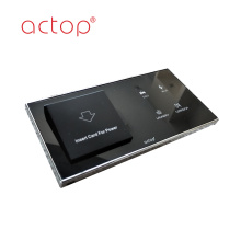 Interruptor de encendido de tarjeta inteligente de hotel