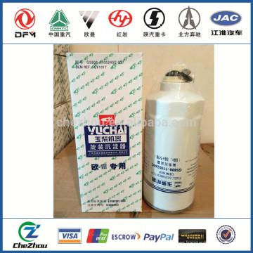 Filtros más vendidos G5800-1105240C filtro de combustible