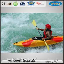 Fast Kayak Single sitzen im weißen Wasser Kajak / Kanu / Mini Speed Boot