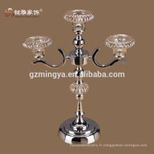 Artisanat en métal home deocr Bougies porte-lanternes