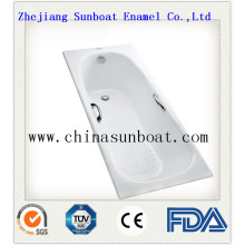Enamel Modern Durable Enamel Shower Bathtub