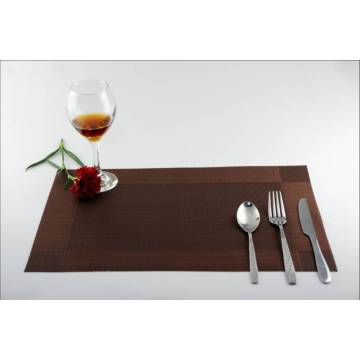 OEM for Pvc Placemat, Pvc Dining Mat, Pvc Table Mat, PVC Mat Supplied by the Manufacturer Home  PVC table mat decoration shop export to Germany Wholesale