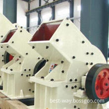 Hammer crusher, ideally suitable for crushing all kinds of ores and various large-sized materials