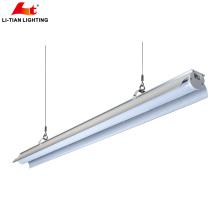 2018 nouveaux produits lineable bureau led haute baie lumière 40 w 60 w avec suspension 4ft 5ft